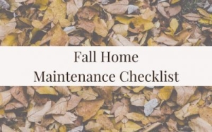 Fall-Home-Maintenance-Checklist-400x250